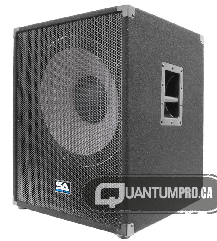 1000 watt subwoofer quantum productions. Black Bedroom Furniture Sets. Home Design Ideas